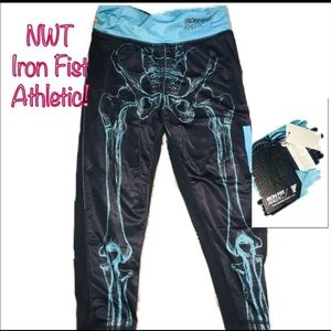 • IRON FIST | NWT | Loose Tooth Capri